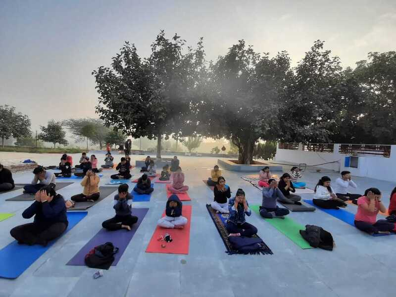 SkyYoga Shala - Best Yoga Classes in Gurgaon - Gallery 7