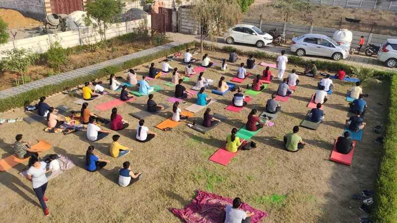 SkyYoga Shala - Best Yoga Classes in Gurgaon - Gallery 8